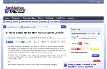 http://smallbiztrends.com/2011/10/social-media-customer-loyalty.html