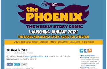 http://www.thephoenixcomic.co.uk/blog/