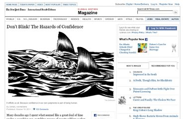 http://www.nytimes.com/2011/10/23/magazine/dont-blink-the-hazards-of-confidence.html?_r=1