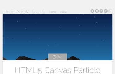 http://timothypoon.com/blog/2011/01/19/html5-canvas-particle-animation/