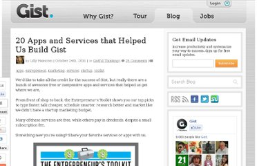 http://blog.gist.com/2011/10/24/20-apps-and-services-that-helped-us-build-gist/