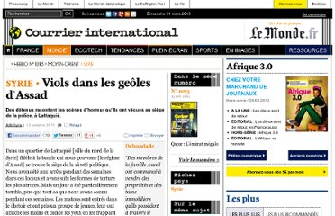http://www.courrierinternational.com/article/2011/10/13/viols-dans-les-geoles-d-assad
