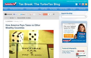 http://blog.turbotax.intuit.com/2010/02/02/how-america-pays-taxes-vs-other-wealthy-countries/