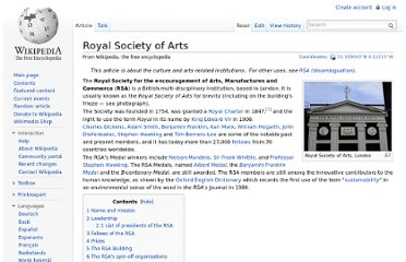 http://en.wikipedia.org/wiki/Royal_Society_of_Arts