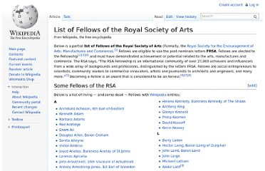 http://en.wikipedia.org/wiki/List_of_Fellows_of_the_Royal_Society_of_Arts