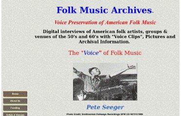of american folk music