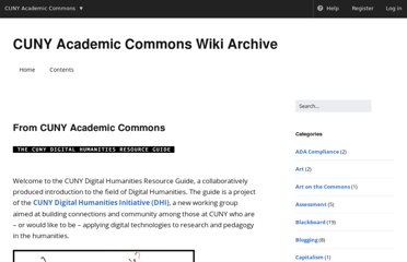 http://commons.gc.cuny.edu/wiki/index.php/The_CUNY_Digital_Humanities_Resource_Guide