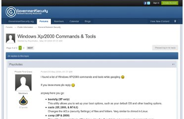 http://www.governmentsecurity.org/forum/topic/8417-windows-xp2000-commands-tools/