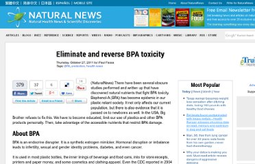 http://www.naturalnews.com/033993_BPA_protection.html