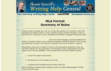 http://www.writinghelp-central.com/mla-format-rules.html