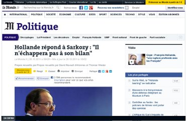 http://www.lemonde.fr/politique/article/2011/10/28/hollande-repond-a-sarkozy-il-n-echappera-pas-a-son-bilan_1595401_823448.html
