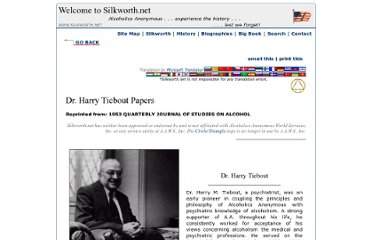 http://silkworth.net/tiebout/tiebout_papers.html