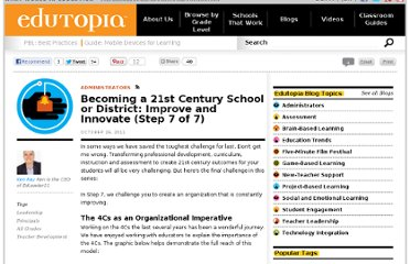 http://www.edutopia.org/blog/improve-innovate-ken-kay