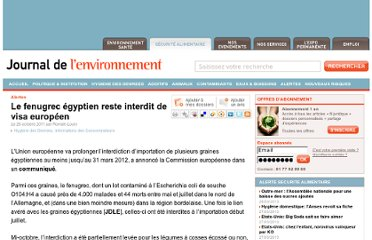 http://www.journaldelenvironnement.net/article/le-fenugrec-egyptien-reste-interdit-de-visa-europeen,25620