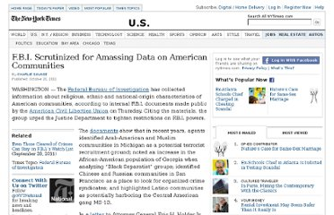 http://www.nytimes.com/2011/10/21/us/aclu-releases-fbi-documents-on-american-communities.html