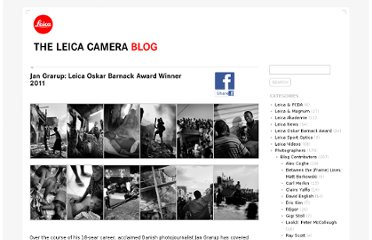http://blog.leica-camera.com/photographers/interviews/jan-grarup-leica-oskar-barnack-award-winner-2011/