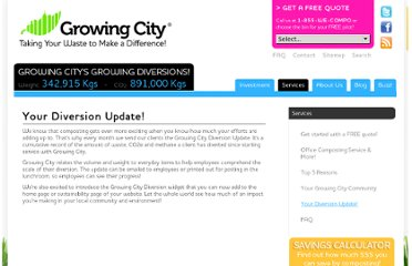 http://www.growingcity.com/your-diversion-update