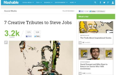 http://mashable.com/2011/10/28/steve-jobs-tributes/