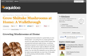 http://www.squidoo.com/grow-shiitake-mushrooms