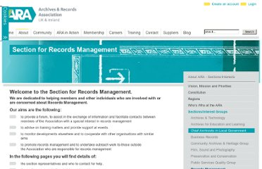 http://www.archives.org.uk/si-rmg/section-for-records-management.html