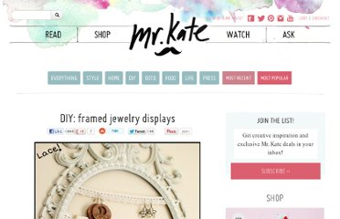 http://www.mrkate.com/2011/10/15/diy-framed-jewelry-displays/
