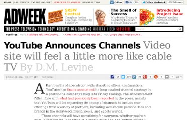 http://www.adweek.com/news/technology/youtube-announces-channels-136180