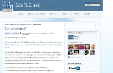 http://www.edufle.net/Conte-collectif.html