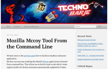 http://techno-barje.fr/post/2009/10/05/Mozilla-Mccoy-tool-from-the-command-line/