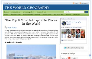 http://www.theworldgeography.com/2011/10/top-9-most-inhospitable-places-in-world.html