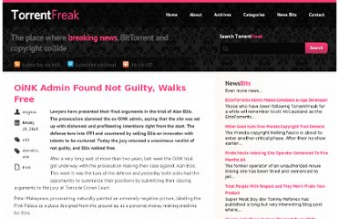 http://torrentfreak.com/oink-admin-found-not-guilty-walks-free-100115/