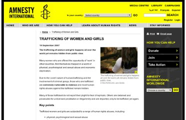 http://www.amnesty.org/en/campaigns/stop-violence-against-women/issues/implementation-existing-laws/trafficking