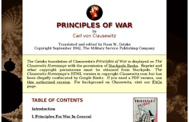 http://www.clausewitz.com/readings/Principles/