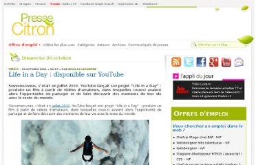 http://www.presse-citron.net/life-in-a-day-disponible-sur-youtube