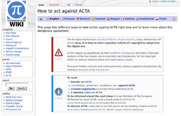 https://www.laquadrature.net/wiki/How_to_act_against_ACTA