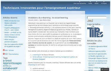http://tipes.wordpress.com/2009/04/30/evolutions-du-e-learning-le-social-learning/