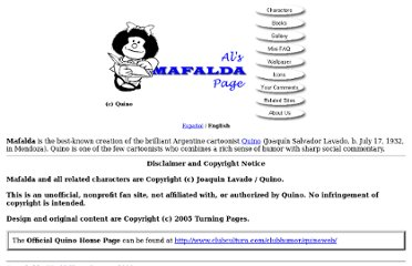 http://www.turning-pages.com/mafalda/