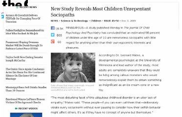 http://www.theonion.com/articles/new-study-reveals-most-children-unrepentant-sociop,2870/