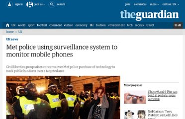 http://www.guardian.co.uk/uk/2011/oct/30/metropolitan-police-mobile-phone-surveillance