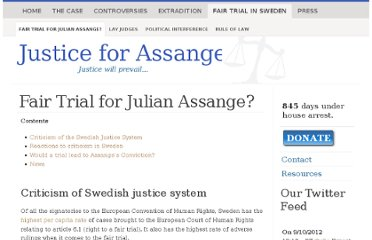 http://www.swedenversusassange.com/Fair-Trial-for-Julian-Assange.html