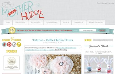 http://www.themotherhuddle.com/tutorial-ruffle-chiffon-flower/