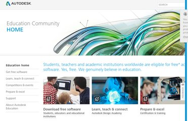 http://students.autodesk.com/?nd=home