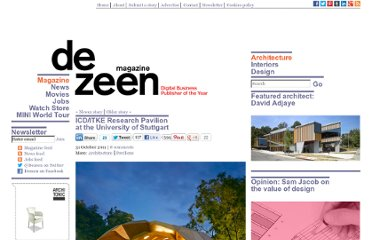 http://www.dezeen.com/2011/10/31/icditke-research-pavilion-at-the-university-of-stuttgart/