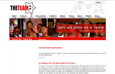 http://www.theteamkenya.com/index.php?option=com_content&view=article&id=74&Itemid=84