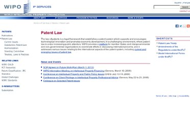 http://www.wipo.int/patent-law/en