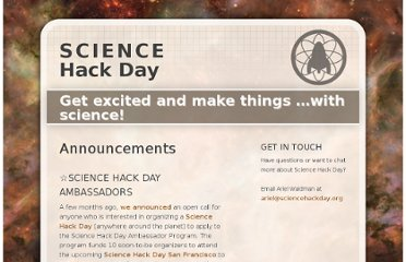 http://sciencehackday.com/news/