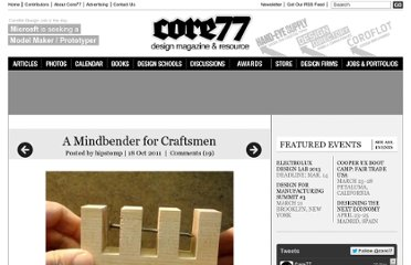 http://www.core77.com/blog/materials/a_mindbender_for_craftsmen_20810.asp#comments