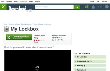 http://download.cnet.com/My-Lockbox/3000-2144_4-10789387.html