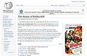 http://en.wikipedia.org/wiki/The_House_of_Rothschild
