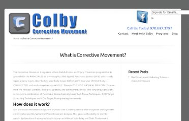 http://colbycorrectivemovement.com/what-is-corrective-movement/