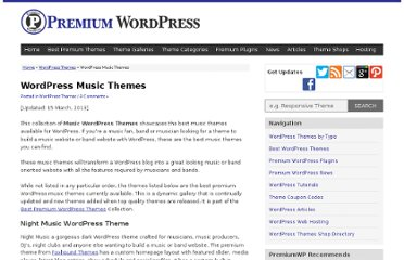 http://www.premiumwp.com/wordpress-music-themes/